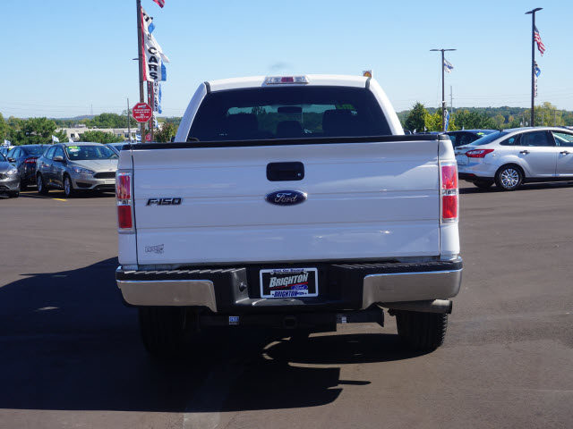 2013 F-150 Super Cab 4x4, Pickup #P3970B - photo 7