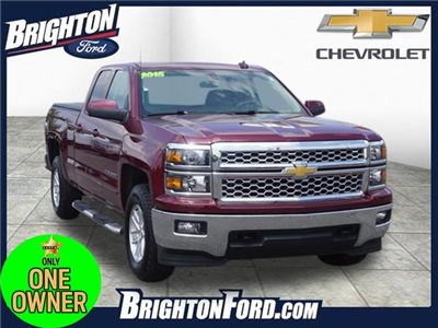 2015 Silverado 1500 Double Cab 4x4, Pickup #P4038A - photo 1