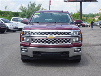 2015 Silverado 1500 Double Cab 4x4, Pickup #P4038A - photo 3