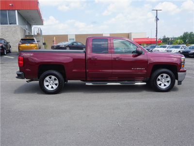 2015 Silverado 1500 Double Cab 4x4, Pickup #P4038A - photo 8