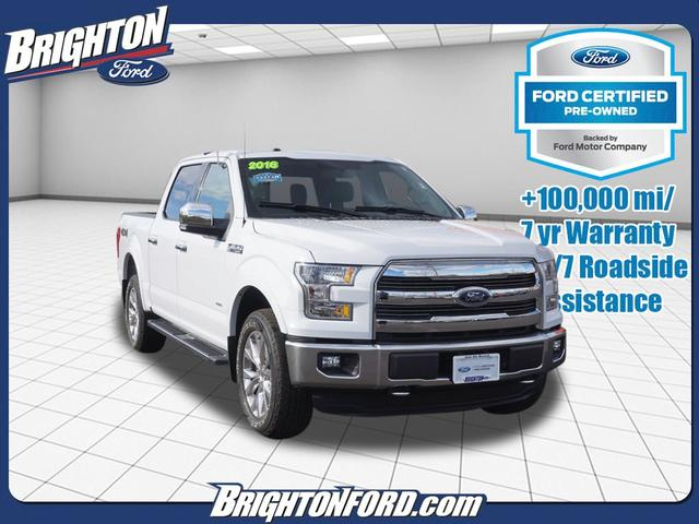 2016 F-150 Super Cab 4x4 Pickup #P4144 - photo 1