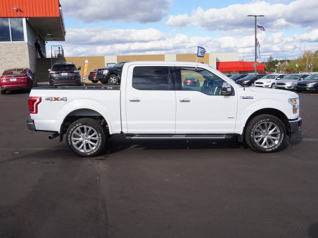 2016 F-150 Super Cab 4x4 Pickup #P4144 - photo 8