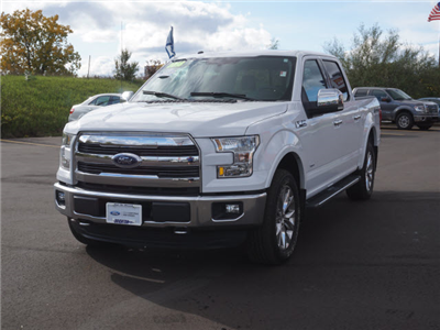 2016 F-150 Super Cab 4x4 Pickup #P4144 - photo 4