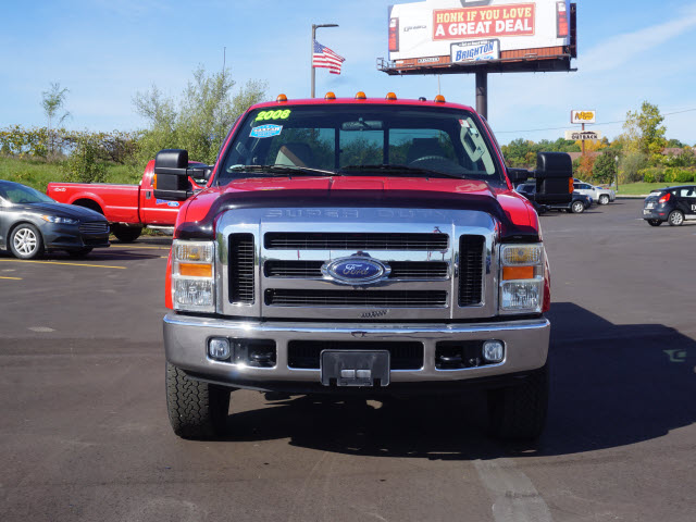 2008 F-250 Super Cab 4x4, Pickup #P4221 - photo 3