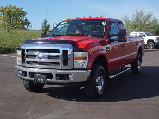 2008 F-250 Super Cab 4x4, Pickup #P4221 - photo 4