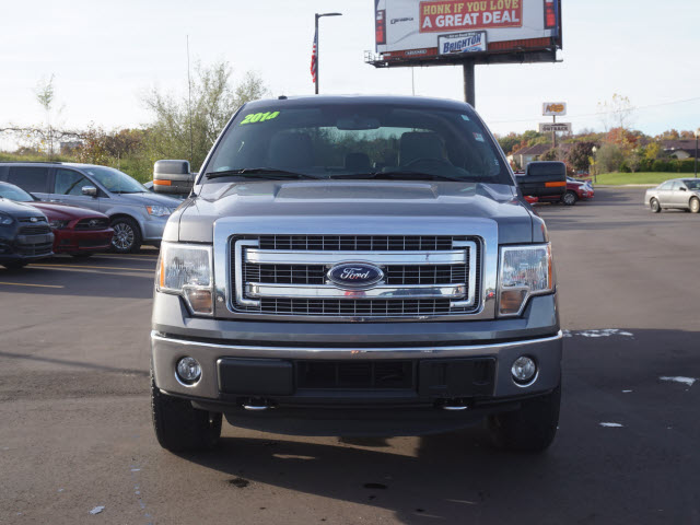 2014 F-150 Super Cab 4x4, Pickup #P4259 - photo 3