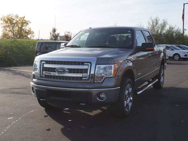 2014 F-150 Super Cab 4x4, Pickup #P4259 - photo 4
