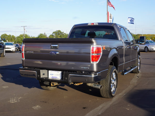 2014 F-150 Super Cab 4x4 Pickup #P4271 - photo 2