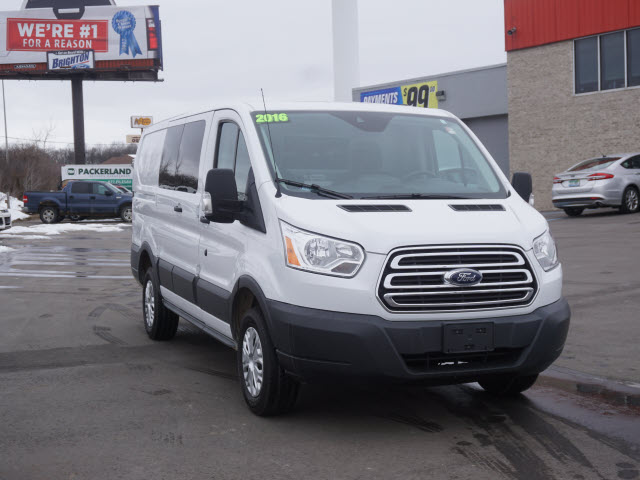 2016 Transit 250 Low Roof, Cargo Van #P4400 - photo 9
