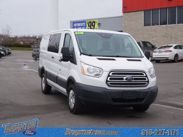 2016 Transit 250 Low Roof, Cargo Van #P4400 - photo 32