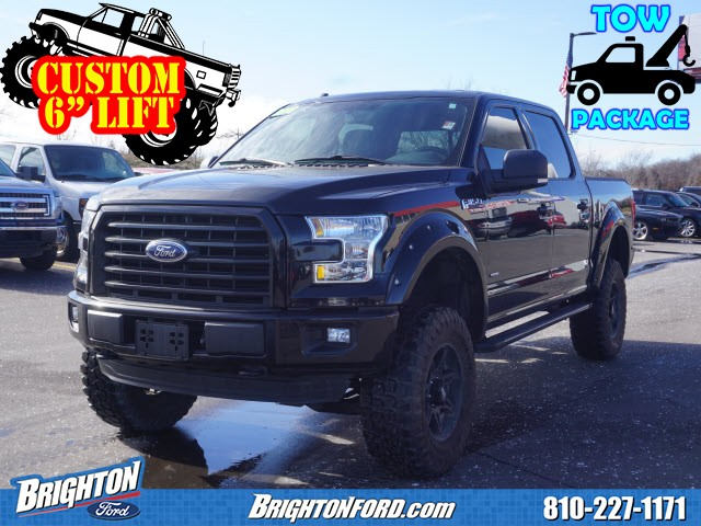 2016 F-150 SuperCrew Cab 4x4, Pickup #P4411 - photo 3