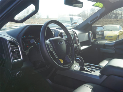 2016 F-150 SuperCrew Cab 4x4, Pickup #P4411 - photo 11