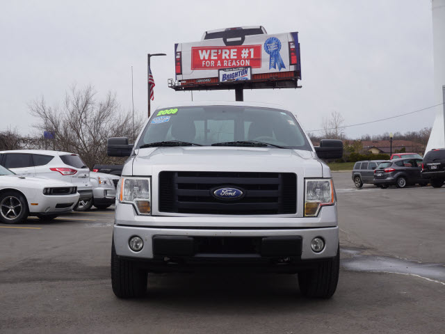 2009 F-150 Super Cab 4x4, Pickup #P4466A - photo 3