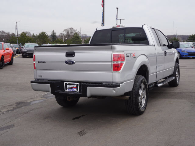 2009 F-150 Super Cab 4x4, Pickup #P4466A - photo 2