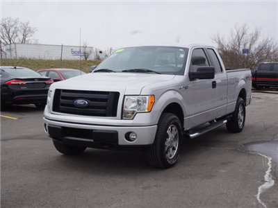 2009 F-150 Super Cab 4x4, Pickup #P4466A - photo 4
