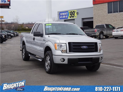 2009 F-150 Super Cab 4x4, Pickup #P4466A - photo 1