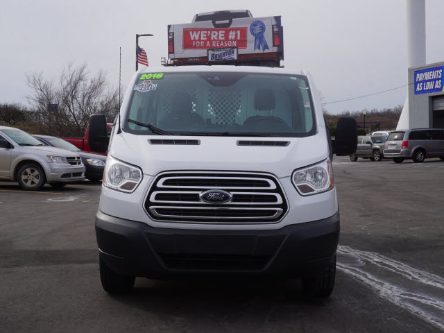2016 Transit 250 Low Roof, Cargo Van #P4469 - photo 3