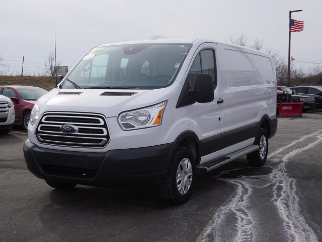 2016 Transit 250 Low Roof, Cargo Van #P4469 - photo 4