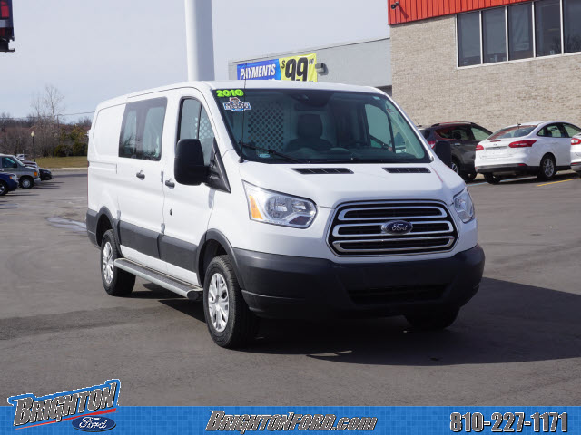 2016 Transit 250 Low Roof, Cargo Van #P4483 - photo 9