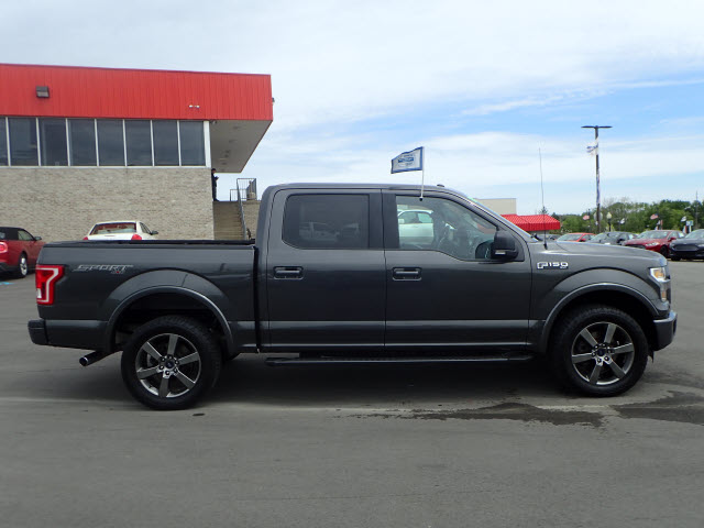 2016 F-150 SuperCrew Cab 4x4, Pickup #P4558 - photo 3