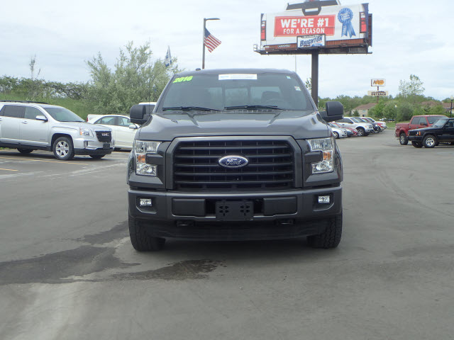 2016 F-150 SuperCrew Cab 4x4, Pickup #P4558 - photo 8