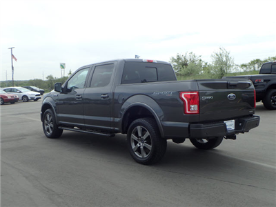 2016 F-150 SuperCrew Cab 4x4, Pickup #P4558 - photo 5