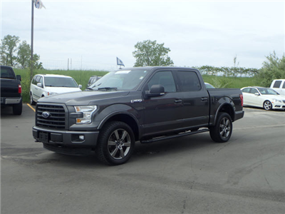 2016 F-150 SuperCrew Cab 4x4, Pickup #P4558 - photo 7