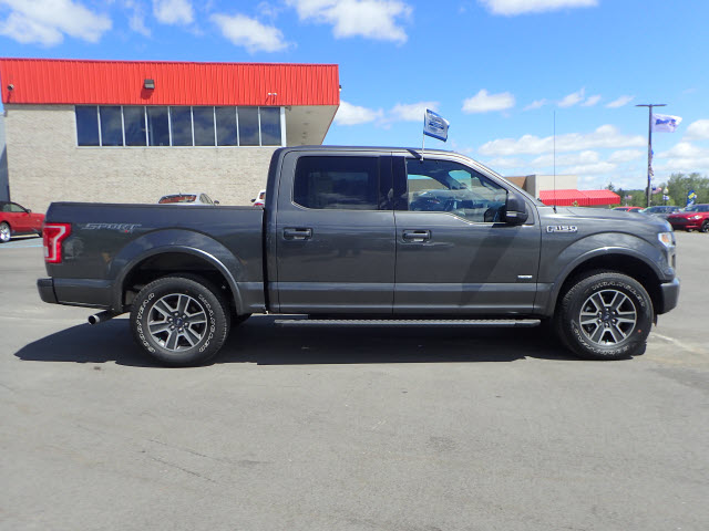 2016 F-150 SuperCrew Cab 4x4,  Pickup #P4573 - photo 3