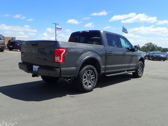 2016 F-150 SuperCrew Cab 4x4,  Pickup #P4573 - photo 2