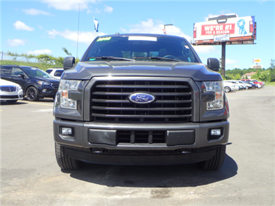 2016 F-150 SuperCrew Cab 4x4,  Pickup #P4573 - photo 10