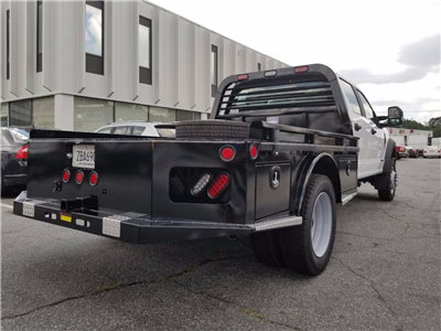 2017 F-450 Crew Cab DRW 4x4, Platform Body #8115 - photo 2