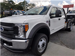 2017 F-450 Crew Cab DRW 4x4 Platform Body #8115 - photo 1