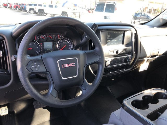 2017 Sierra 2500 Regular Cab, Harbor Service Body #G171350 - photo 6