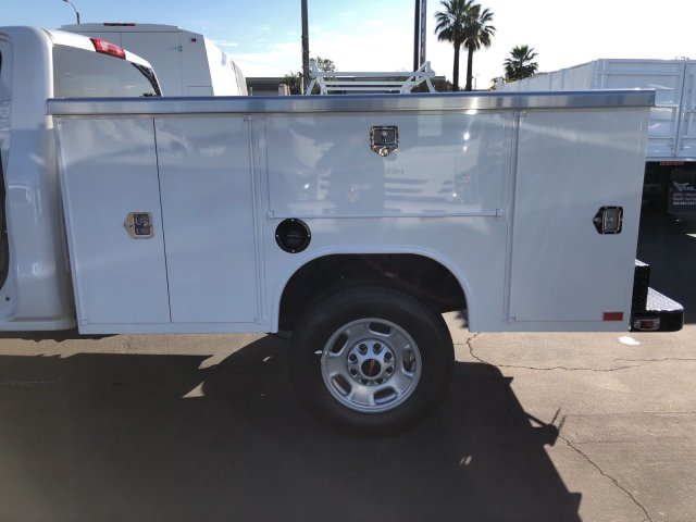 2017 Sierra 2500 Regular Cab, Harbor Service Body #G171350 - photo 2