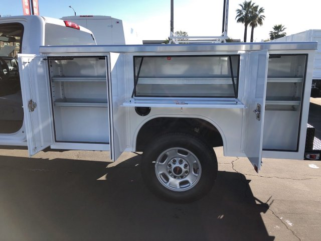 2017 Sierra 2500 Regular Cab, Harbor Service Body #G171350 - photo 7