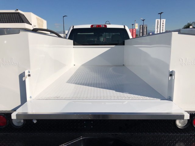 2017 Sierra 2500 Regular Cab, Harbor Service Body #G171350 - photo 10