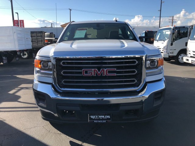 2017 Sierra 2500 Regular Cab, Harbor Service Body #G171350 - photo 3