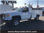 2017 Sierra 2500 Regular Cab, Harbor Service Body #G171350 - photo 1