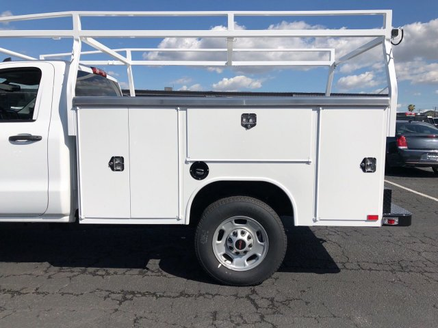 2017 Sierra 2500 Regular Cab,  Harbor Service Body #G171365 - photo 2