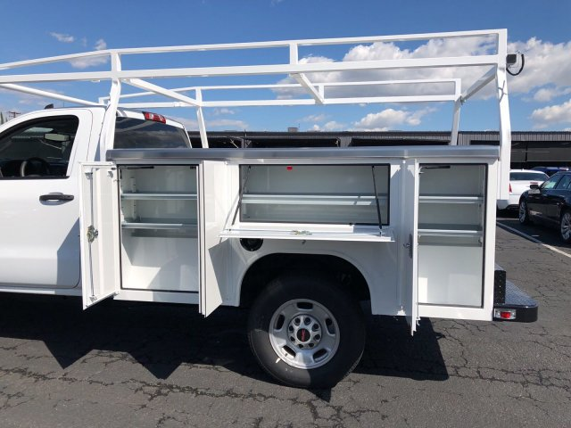 2017 Sierra 2500 Regular Cab,  Harbor Service Body #G171365 - photo 7