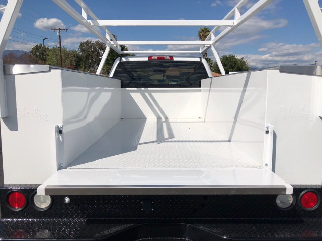 2017 Sierra 2500 Regular Cab,  Harbor Service Body #G171365 - photo 10