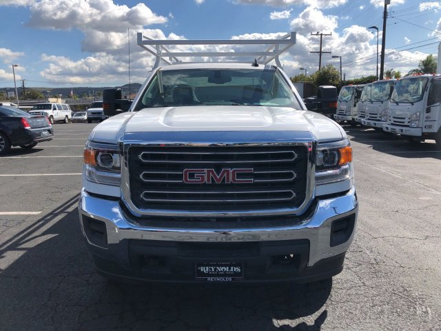 2017 Sierra 2500 Regular Cab,  Harbor Service Body #G171365 - photo 3