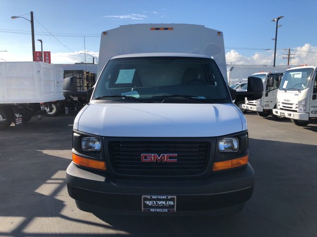 2017 Savana 3500, Harbor Service Utility Van #G171471 - photo 3