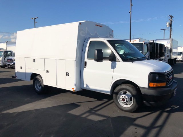 2017 Savana 3500, Harbor Service Utility Van #G171471 - photo 4