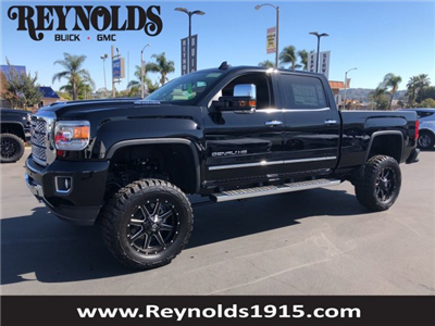 2018 Sierra 2500 Crew Cab 4x4,  Pickup #G180490 - photo 1