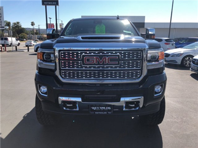 2018 Sierra 2500 Crew Cab 4x4,  Pickup #G180490 - photo 3
