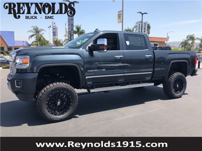 2018 Sierra 2500 Crew Cab 4x4,  Pickup #G180546 - photo 1