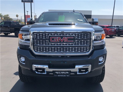 2018 Sierra 2500 Crew Cab 4x4,  Pickup #G180546 - photo 3