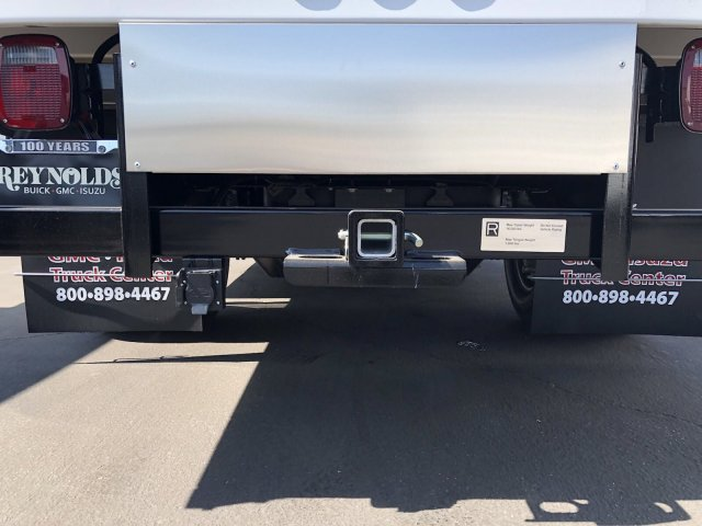 2018 Sierra 3500 Regular Cab DRW 4x2,  Royal Contractor Body #G180643 - photo 7