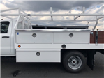 2018 Sierra 3500 Regular Cab DRW,  Royal Contractor Bodies Contractor Body #G180644 - photo 3